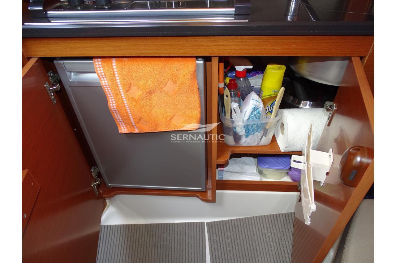 Barco segunda mano Jeanneau leader 8 año 2012【 OCASIÓN 】