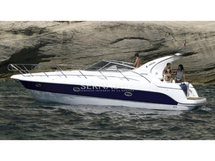 Barco segunda mano Sessa c35 año 2008【 OCASIÓN 】