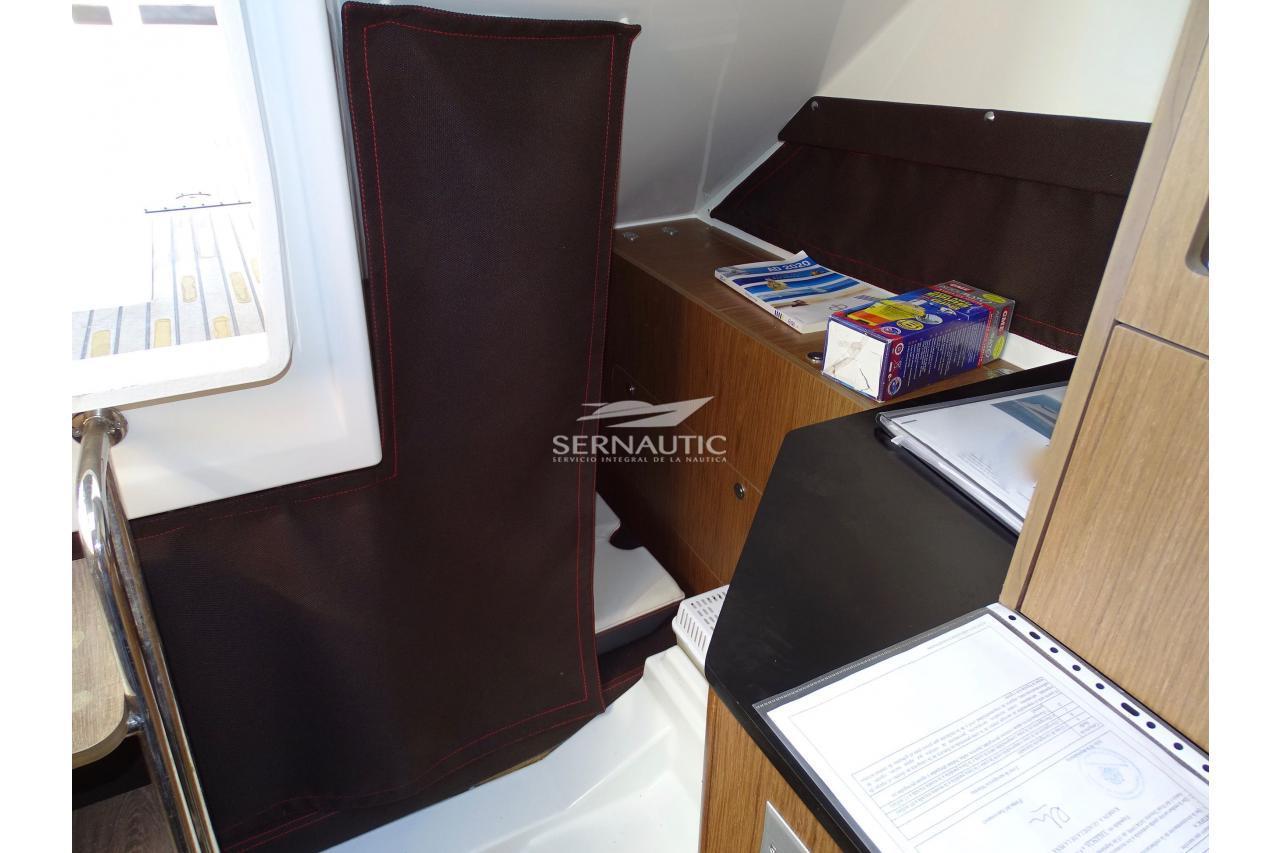 Barco segunda mano Beneteau Flyer 8.8 SUNdeck año 2016【 OCASIÓN 】