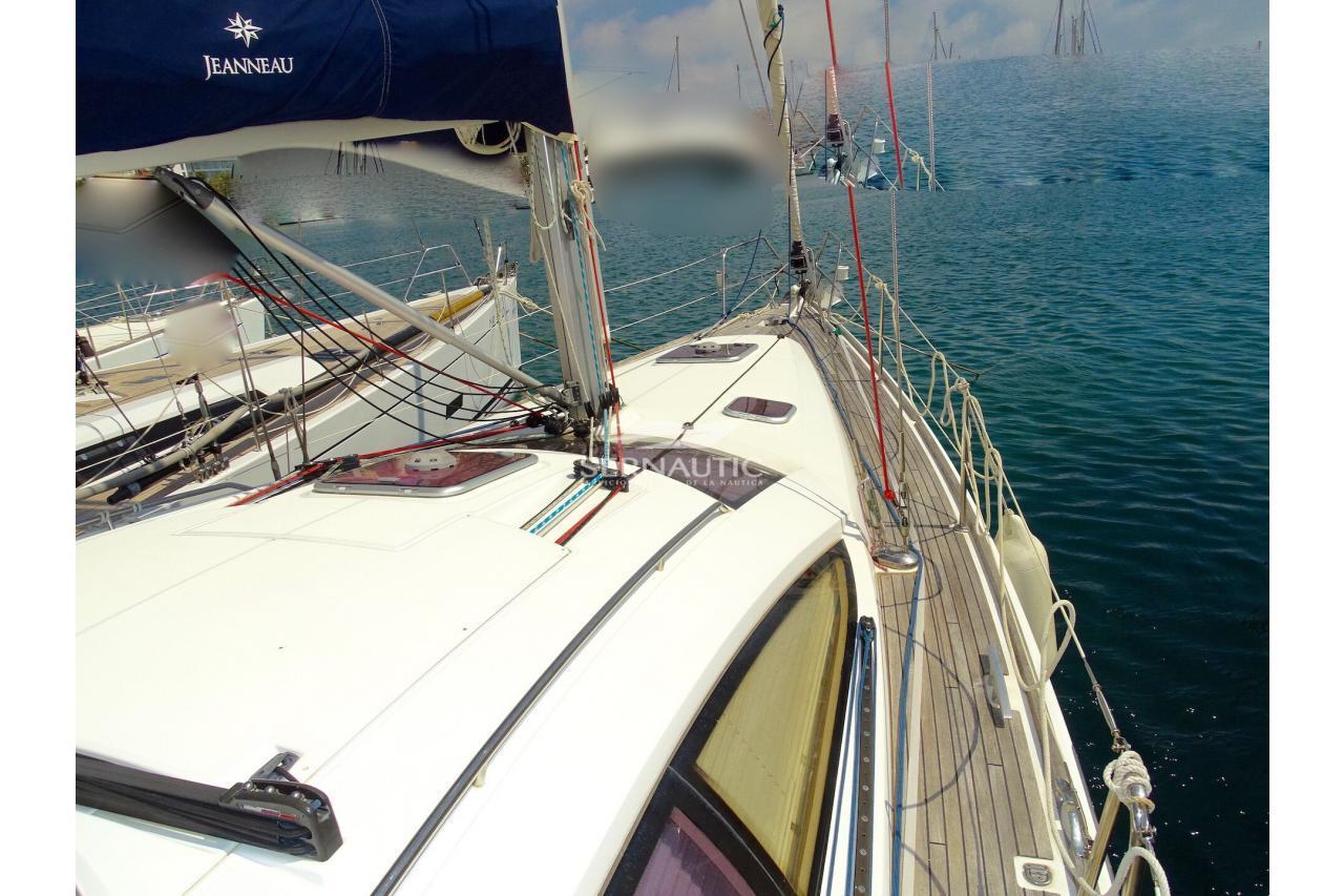 Barco segunda mano Jeanneau Sun Odyssey 45 año 2008【 OCASIÓN 】