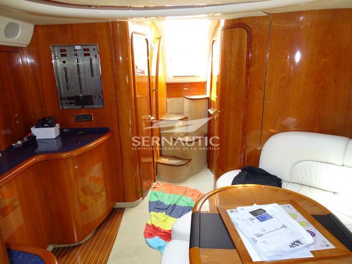 Barco segunda mano Cranchi Mediterranee 50 año 2002【 OCASIÓN 】