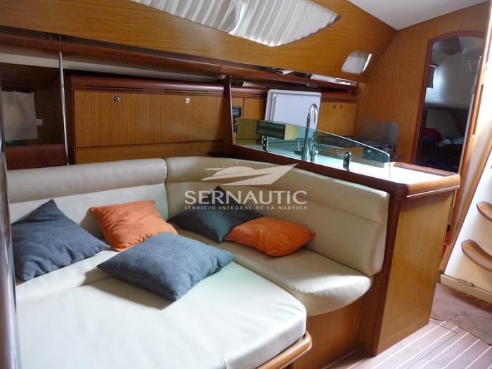 Barco segunda mano Jeanneau Sun Odyssey 42 DS año 2008【 OCASIÓN 】