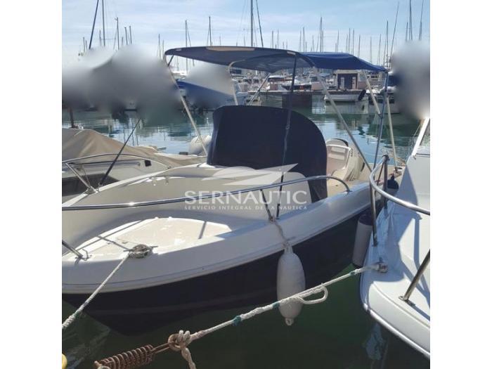 Barco segunda mano Jeanneau Cap Camarat 545 WA año 2009【 OCASIÓN 】