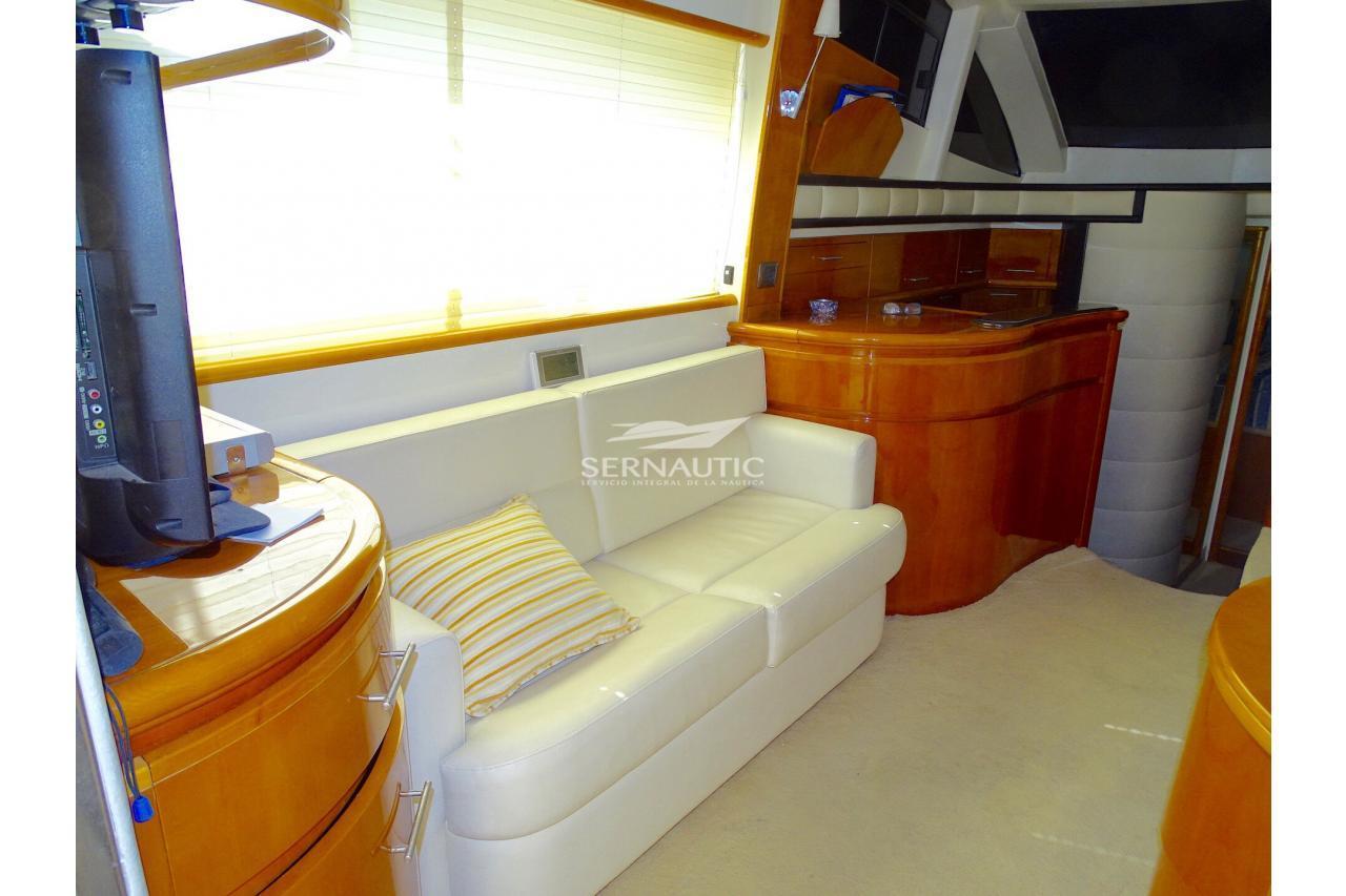 Barco segunda mano Astondoa 43 GLX año 2003【 OCASIÓN 】