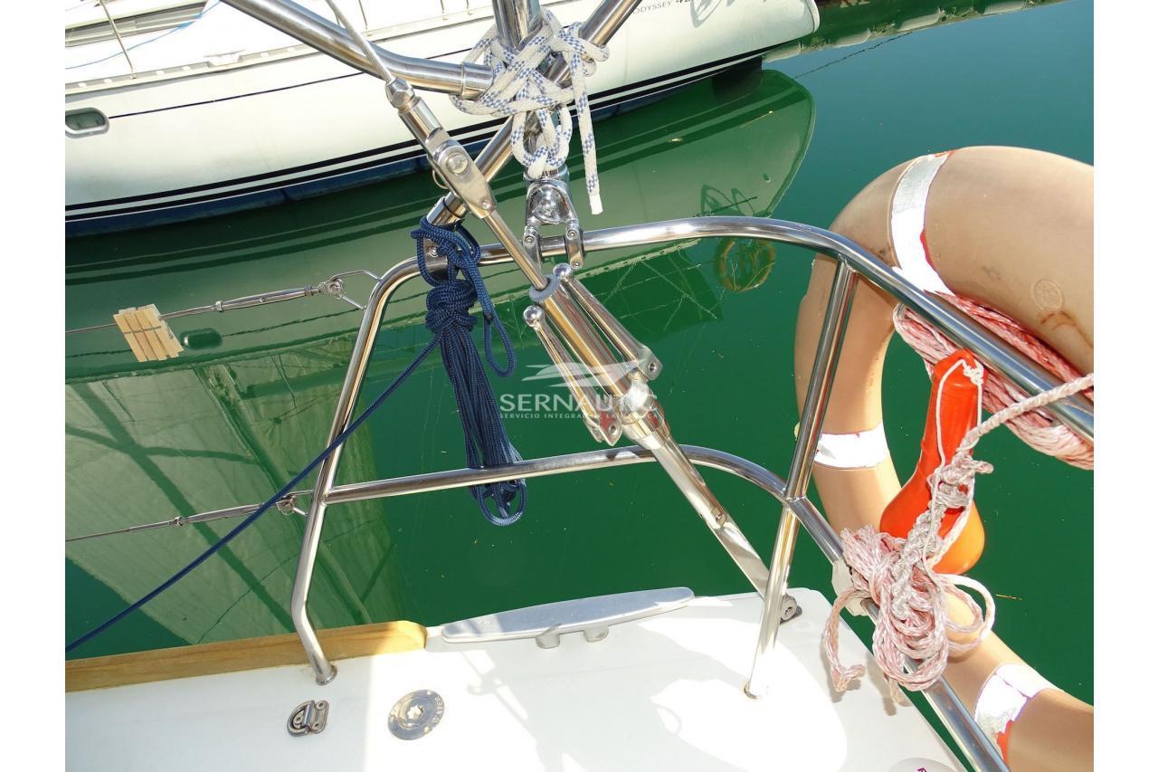 Barco segunda mano Beneteau Oceanis 43 año 2007【 OCASIÓN 】