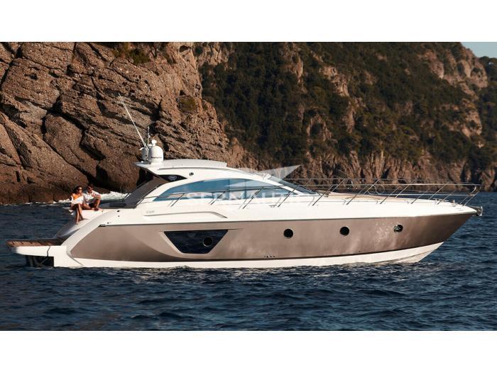Barco segunda mano Sessa C48 año 2012【 OCASIÓN 】