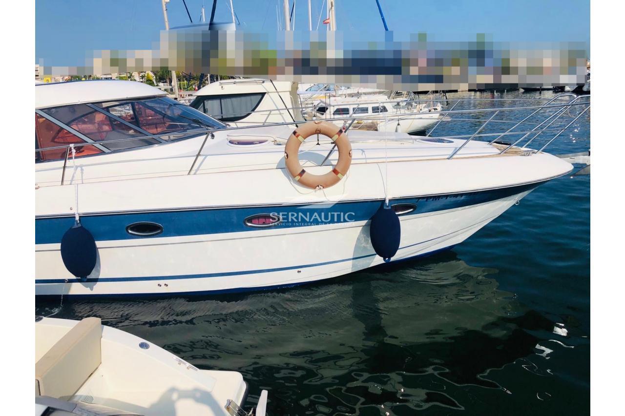 Barco segunda mano Bavaria 35 año 2007【 OCASIÓN 】