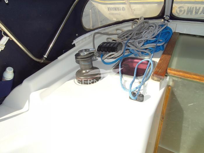 Barco segunda mano Hanse 370E año 2006【 OCASIÓN 】