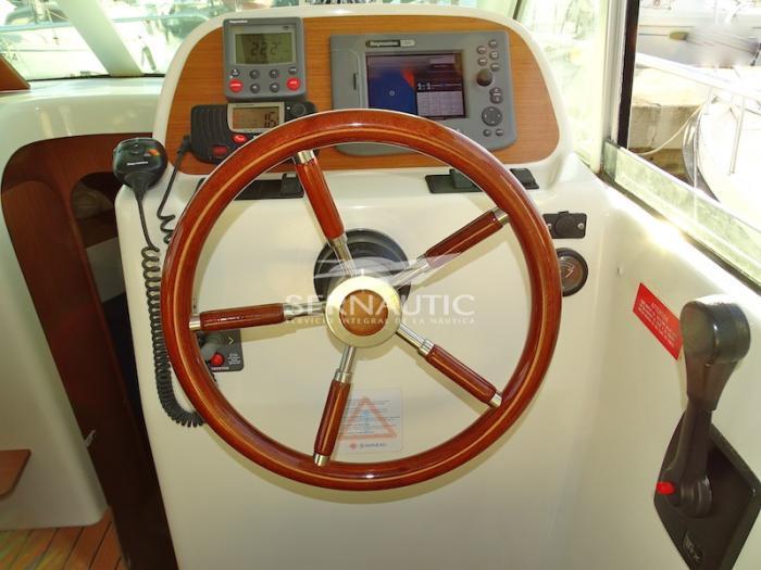 Barco segunda mano Jeanneau Merry Fisher 805 año 2008【 OCASIÓN 】