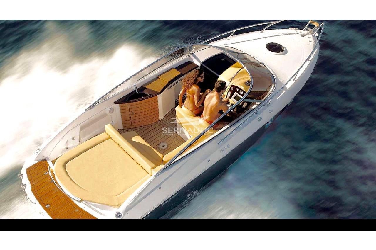 Barco segunda mano Sessa S26 año 2007【 OCASIÓN 】