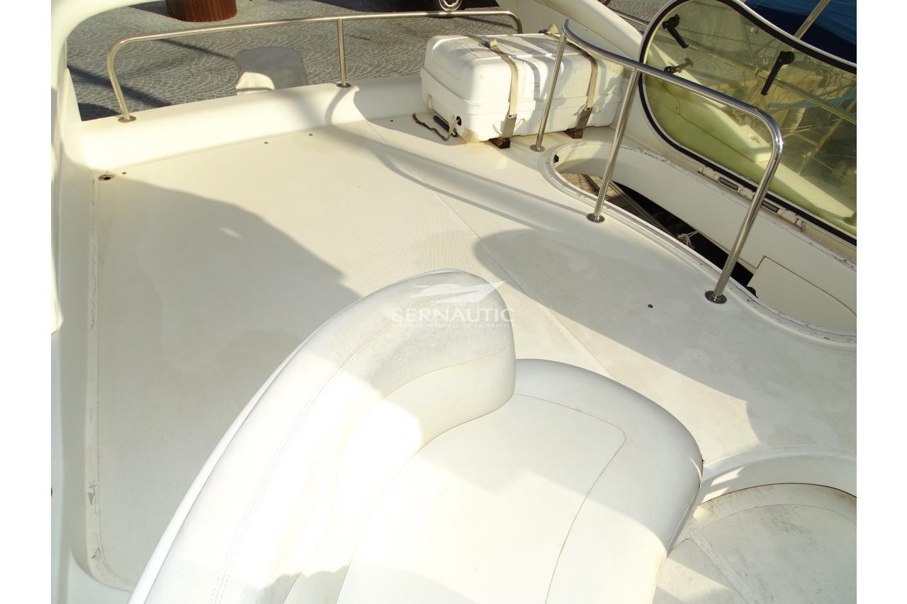Barco segunda mano Azimut 39 año 2003【 OCASIÓN 】
