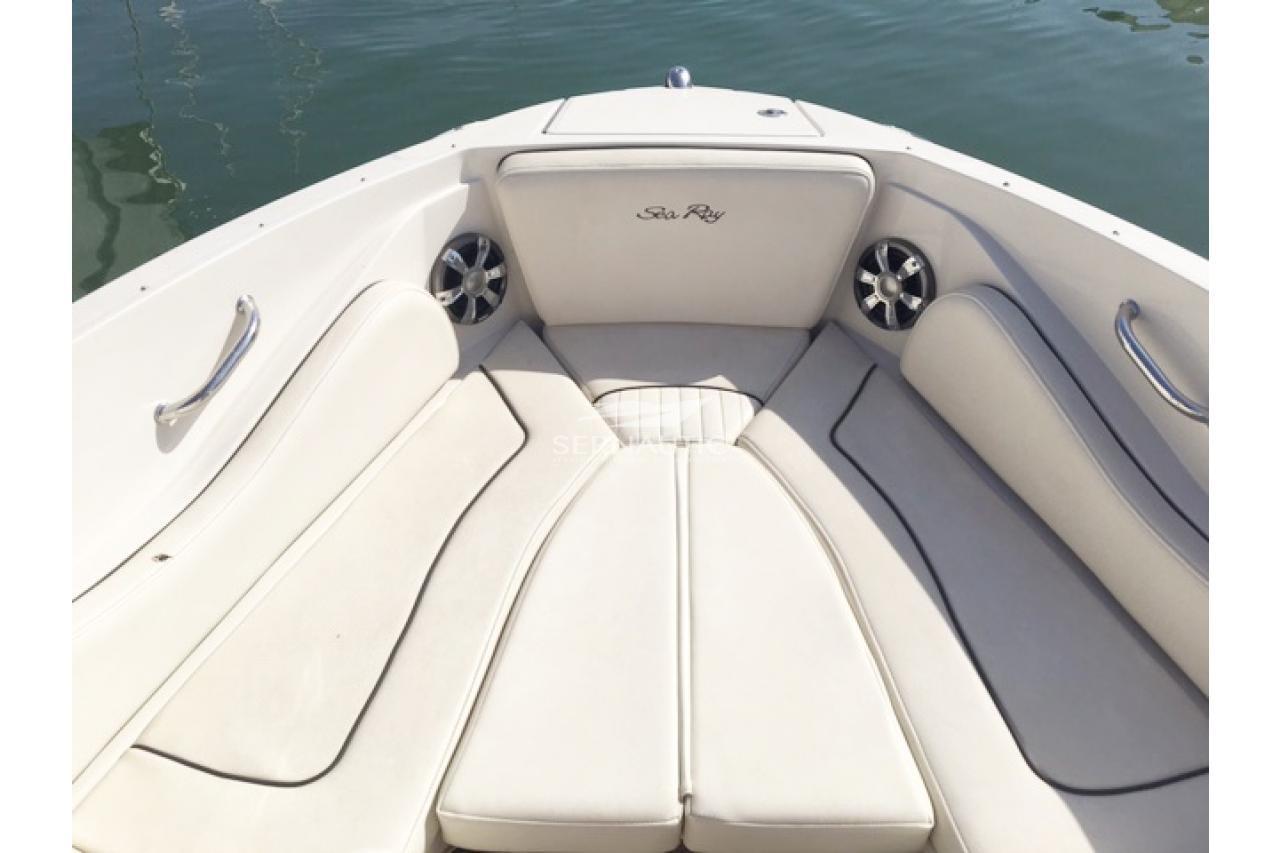 Barco segunda mano Sea ray 230 año 2008【 OCASIÓN 】