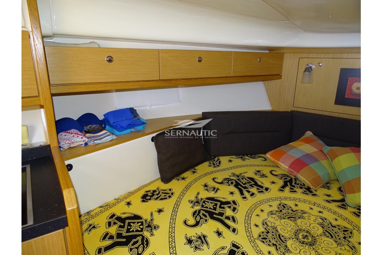 Barco segunda mano Bavaria 28 año 2010【 OCASIÓN 】