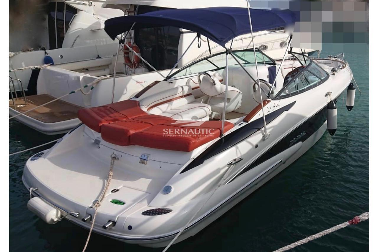 Barco segunda mano Doral 235 año 2019【 OCASIÓN 】
