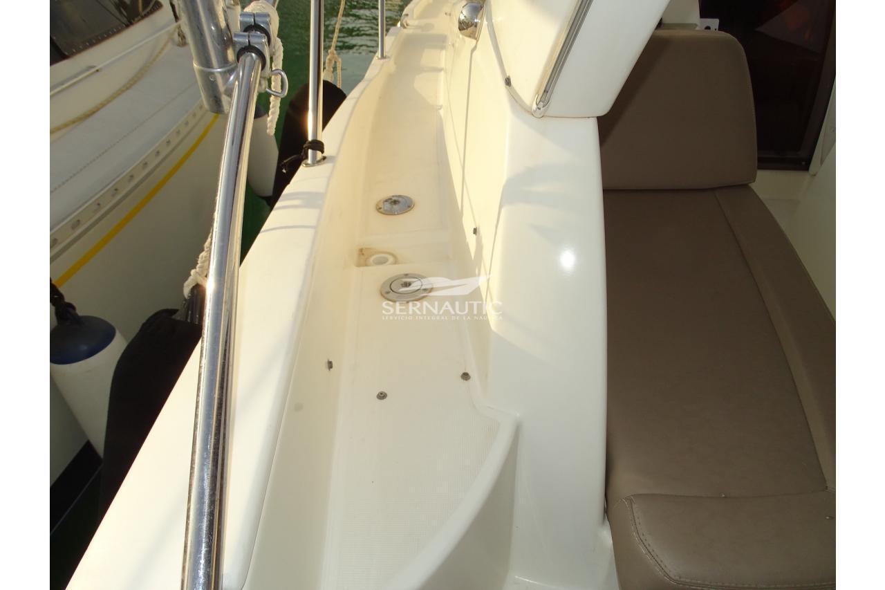 Barco segunda mano Jeanneau Leader 8 año 2011 【 OCASIÓN 】