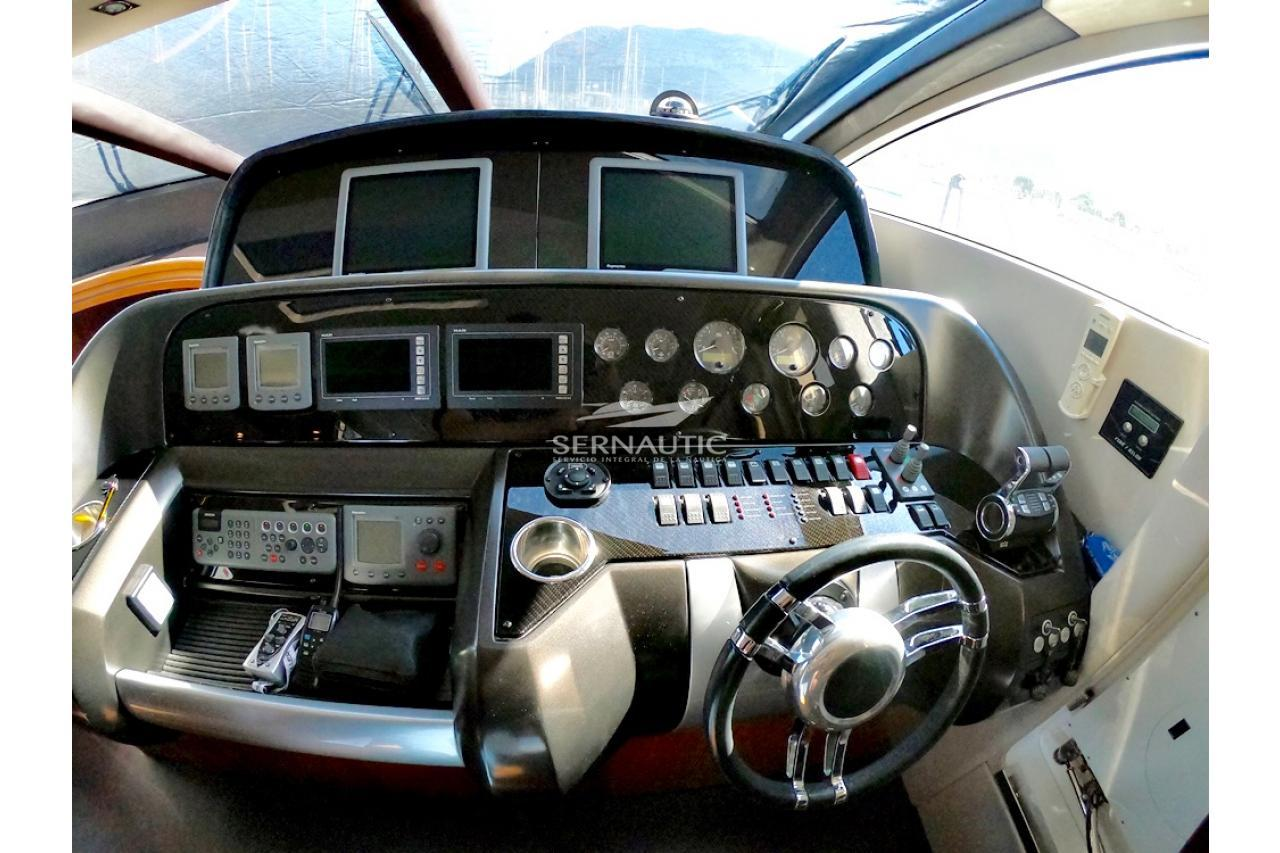 Barco segunda mano Sunseeker Predator 74 año 2009【 OCASIÓN 】
