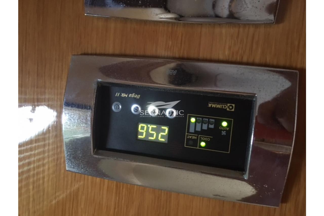 Barco segunda mano Absolute 43 ht año 2009【 OCASIÓN 】