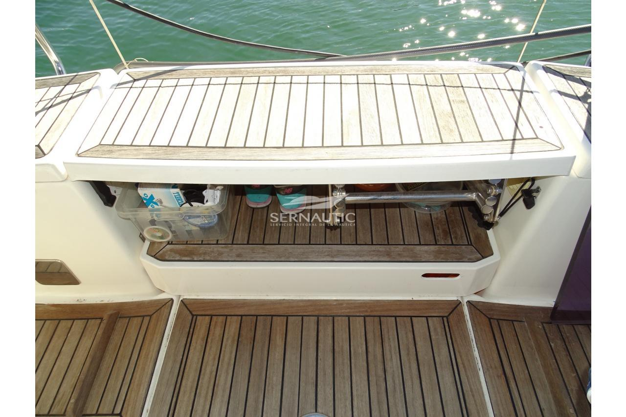 Barco segunda mano Dufour 425 año 2009【 OCASIÓN 】