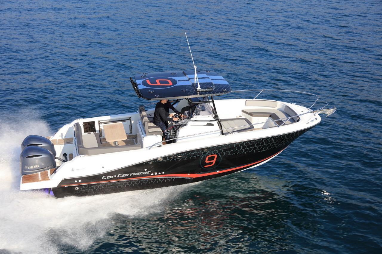 Barco segunda mano Jeanneau Cap Camarat 9.0 CC año 2020【 OCASIÓN 】