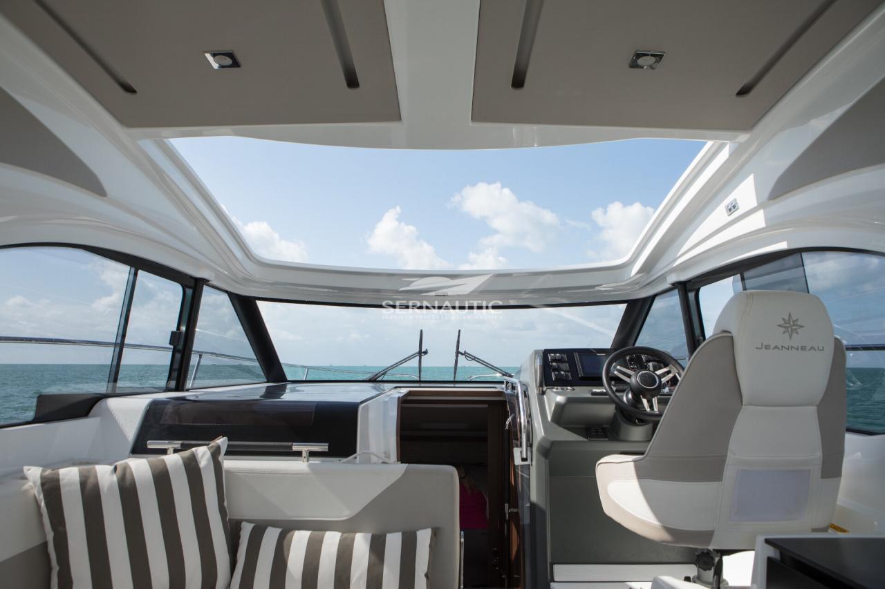 Barco segunda mano Jeanneau Leader 33 año 2021【 OCASIÓN 】