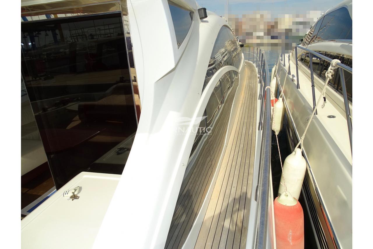 Barco segunda mano Azimut 62 año 2007【 OCASIÓN 】