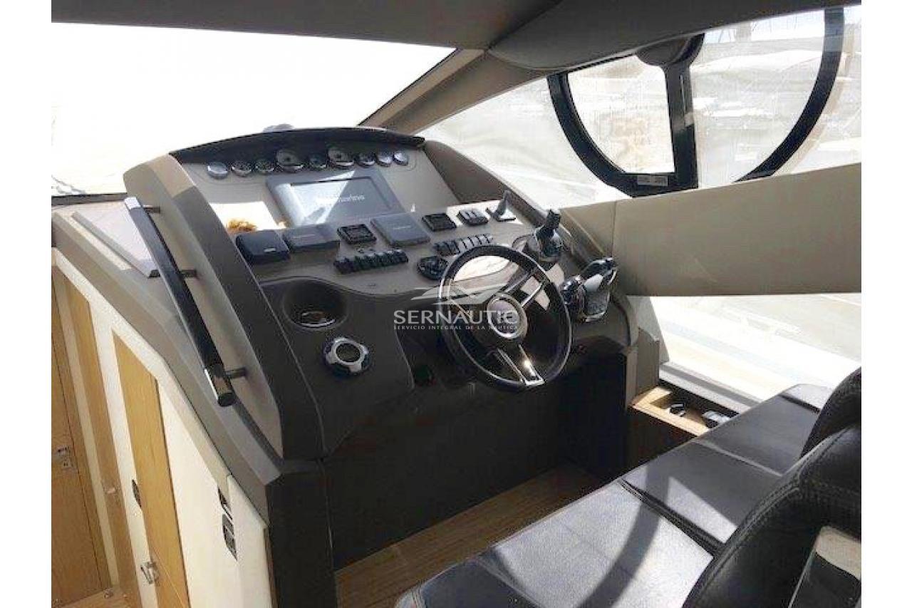 Barco segunda mano Sessa F-54 año 2012【 OCASIÓN 】