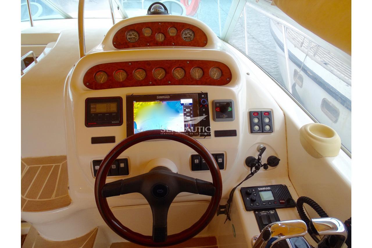 Barco segunda mano Cranchi Zaffiro 34 año 1997【 OCASIÓN 】