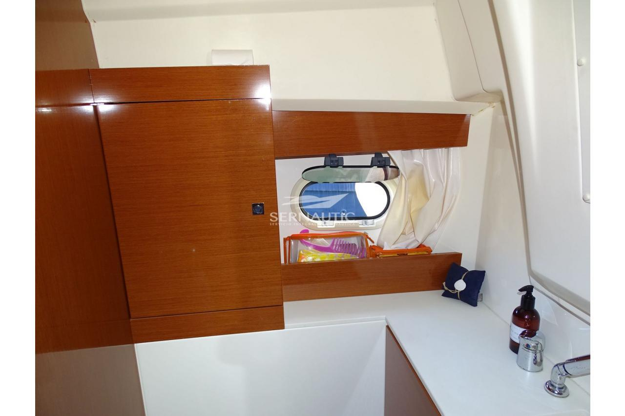 Barco segunda mano Jeanneau Leader 8 año 2010【 OCASIÓN 】