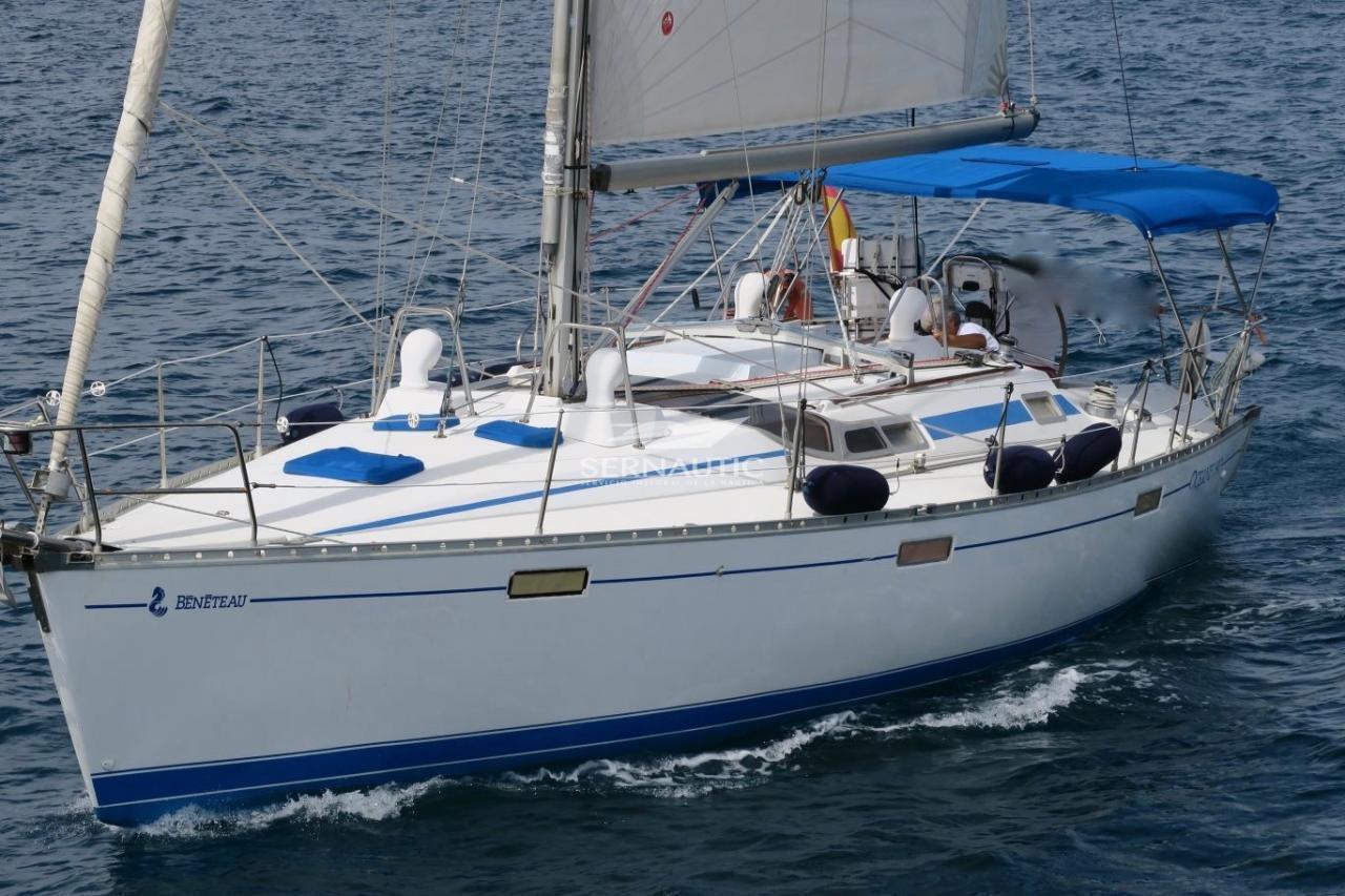 Barco segunda mano Beneteau oceanis 390 año 1991【 OCASIÓN 】