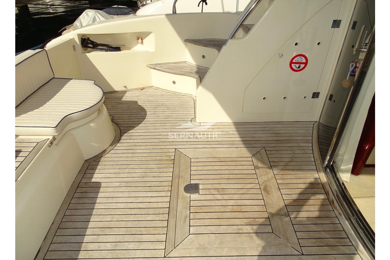 Barco segunda mano Astondoa 54 año 2003【 OCASIÓN 】
