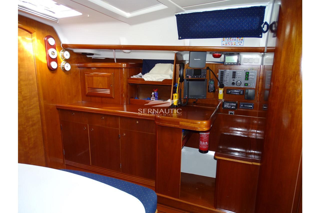Barco segunda mano Beneteau Oceanis 393 año 2004【 OCASIÓN 】