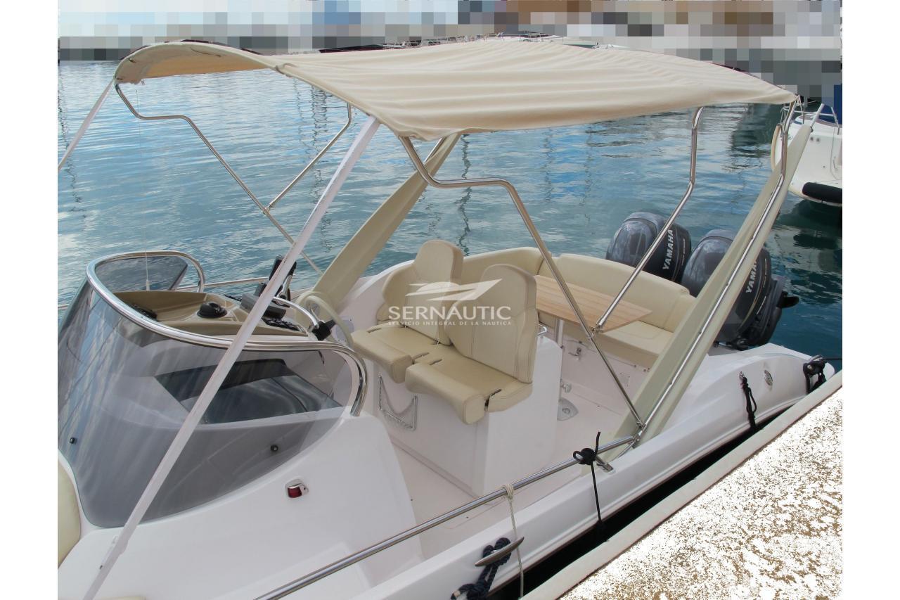Barco segunda mano Sessa Key Largo 27 año 2010【 OCASIÓN 】
