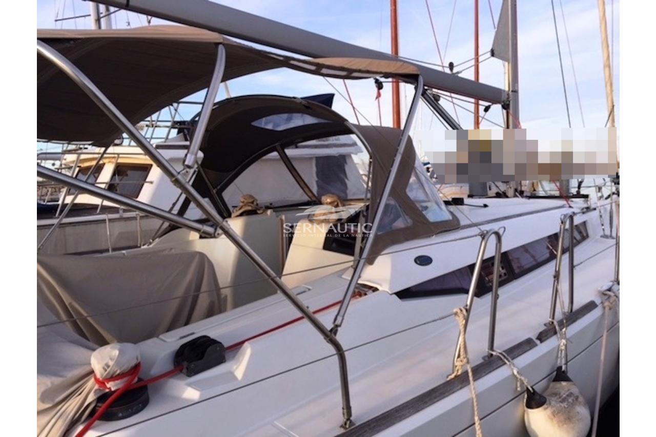 Barco segunda mano Jeanneau Sun Odyssey 409 año 2011【 OCASIÓN 】