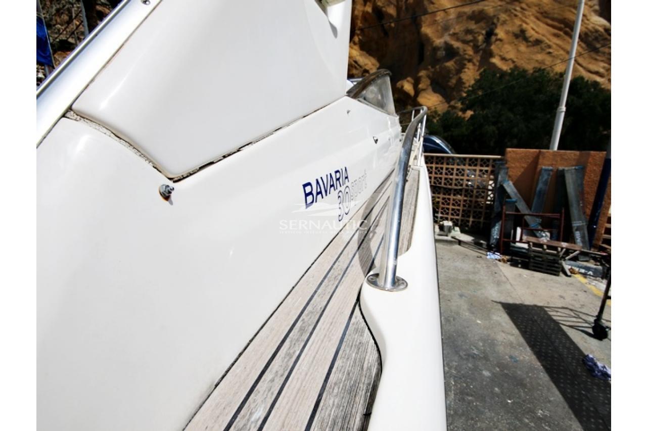 Barco segunda mano Bavaria 30 Sport año 2007【 OCASIÓN 】