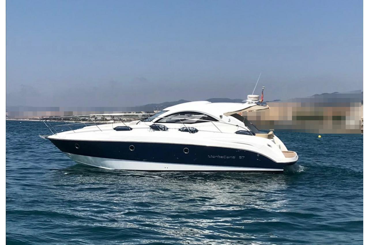 Barco segunda mano Beneteau Monte Carlo 37 año 2008【 OCASIÓN 】