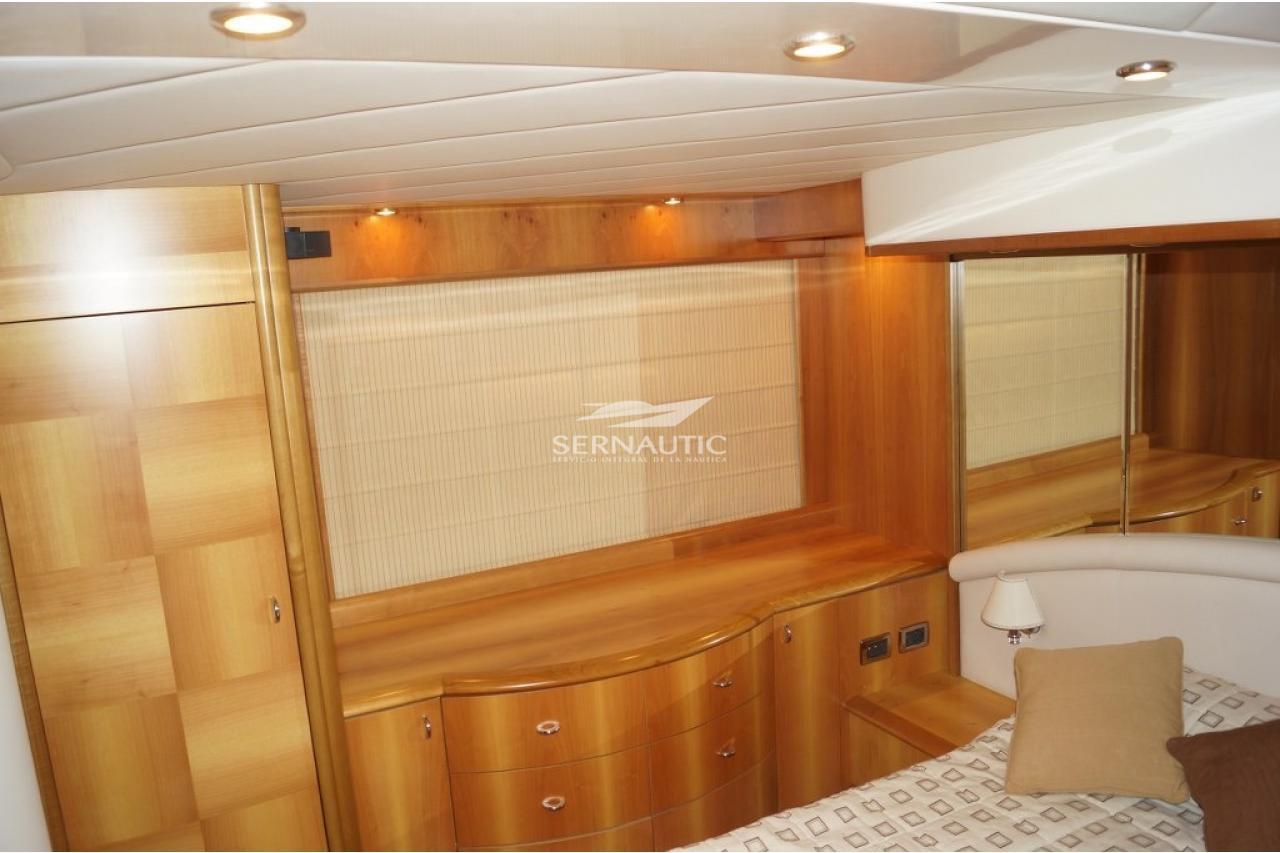 Barco segunda mano Domintor 64 Nuvari Edition año 2005【 OCASIÓN 】