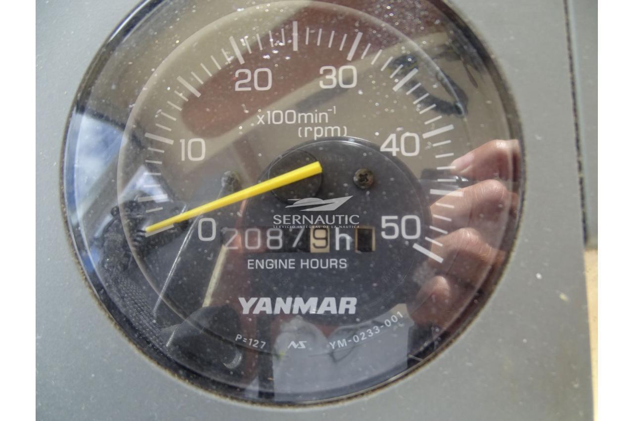 Barco segunda mano Rodman 800 año 2001【 OCASIÓN 】