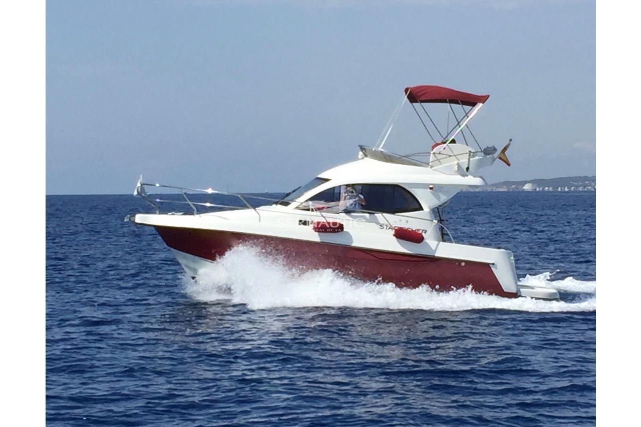 Barco segunda mano Starfisher 27 fly año 2008【 OCASIÓN 】