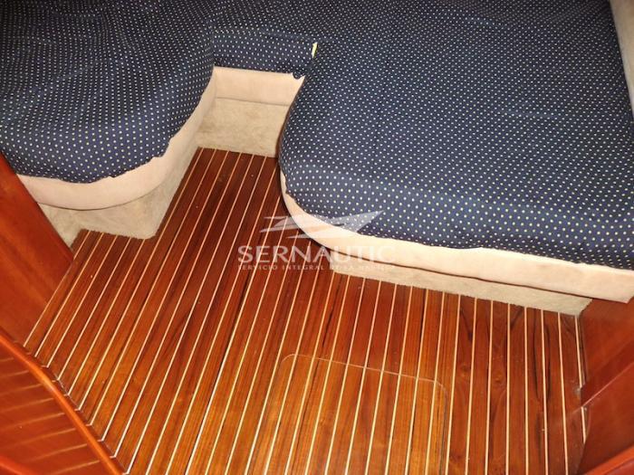 Barco segunda mano Windy 37 Grand Mistral año 2000【 OCASIÓN 】
