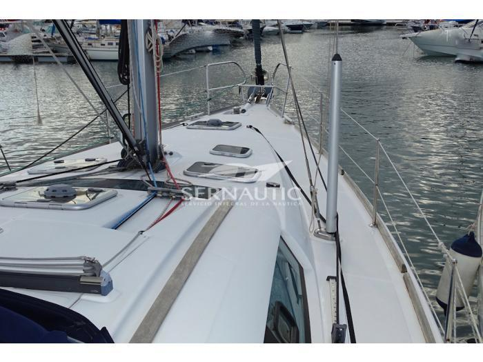 Barco segunda mano Beneteau Oceanis 46 año 2008 【 OCASIÓN 】