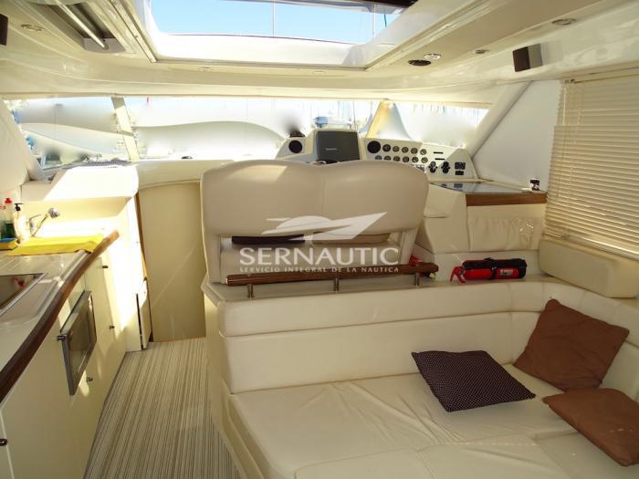 Barco segunda mano Sealine sc 39 año 2002【 OCASIÓN 】