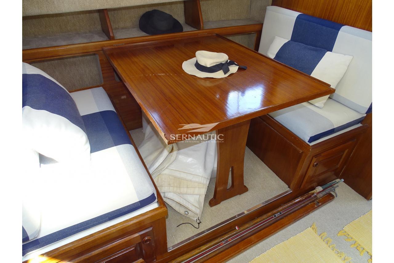Barco segunda mano Myabca 900 año 1986【 OCASIÓN 】