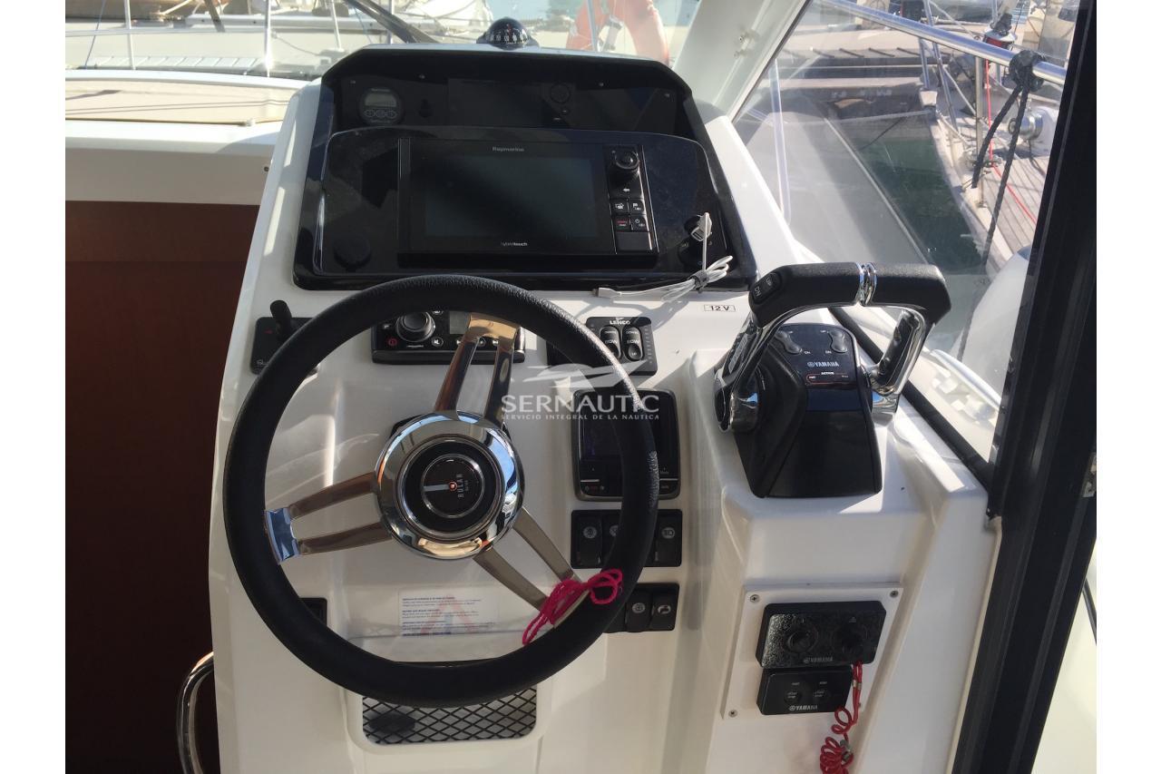 Barco segunda mano Jeanneau Merry Fisher 855 año 2016【 OCASIÓN 】