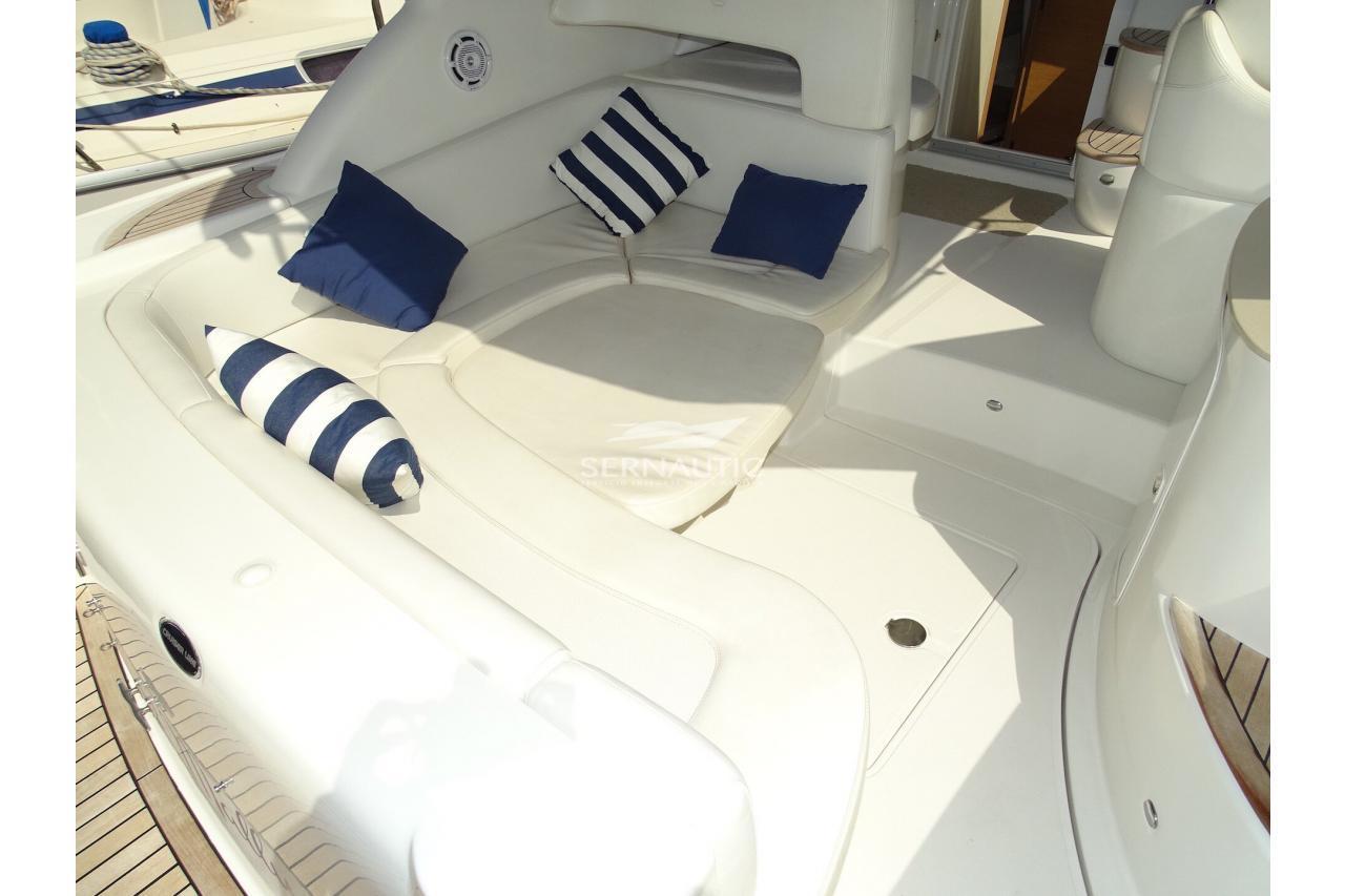 Barco segunda mano Sessa c35 año 2006【 OCASIÓN 】