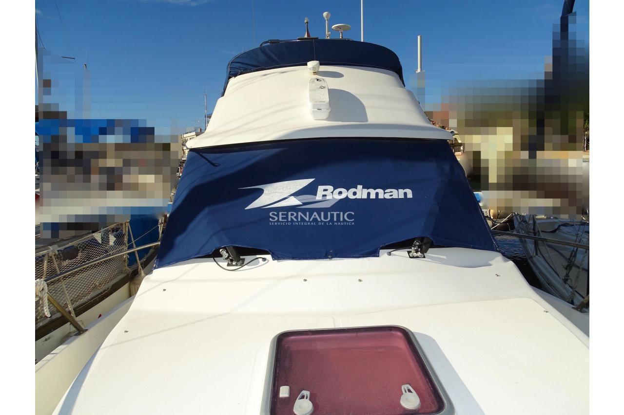 Barco segunda mano Rodman 870 año 2009【 OCASIÓN 】