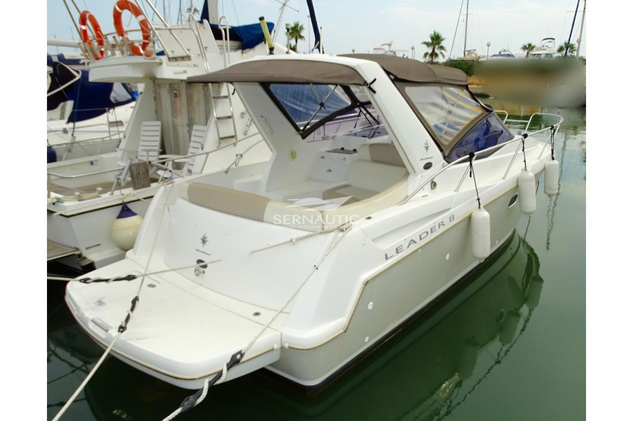 Barco segunda mano Jeanneau Leader 8 año 2016 【 OCASIÓN 】