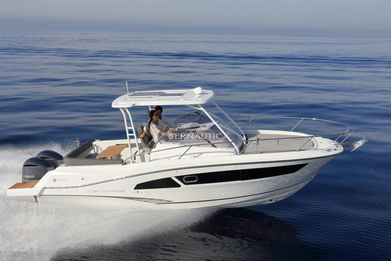 Barco segunda mano Jeanneau Cap Camarat 9.0 WA año 2021【 OCASIÓN 】