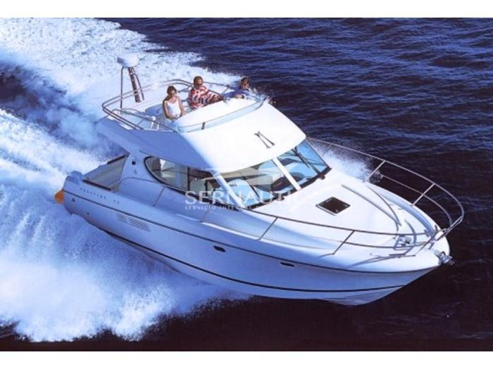 Barco segunda mano Jeanneau Prestige 32 año 2004 【 OCASIÓN 】