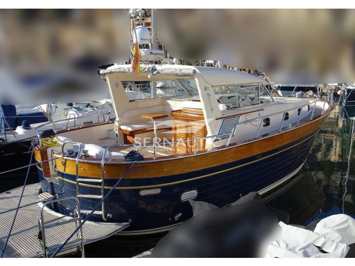 Barco segunda mano Apreamare 12 año 2001【 OCASIÓN 】