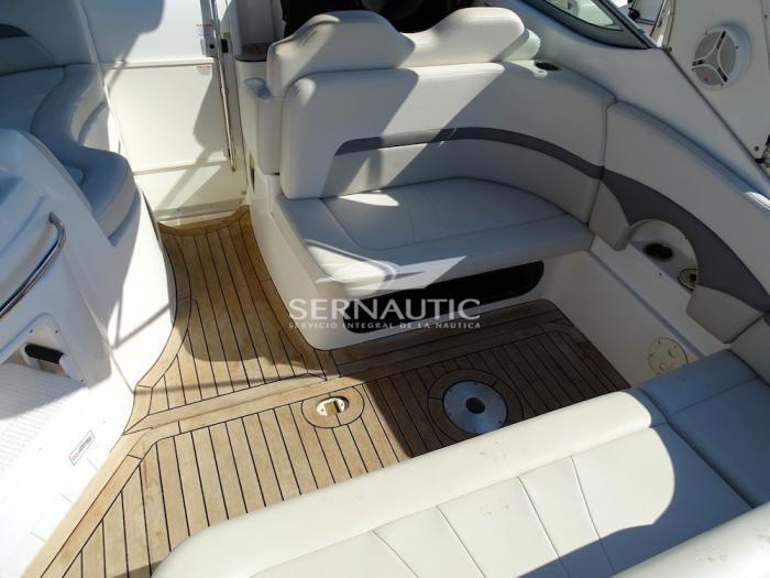 Comprar barco de segunda mano Chaparral 290 signature año 2006, embarcación de ocasión con características y precio de venta en Sernautic Alicante